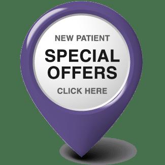 New Patient Special Offer Purple Drop