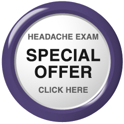 headache special offer